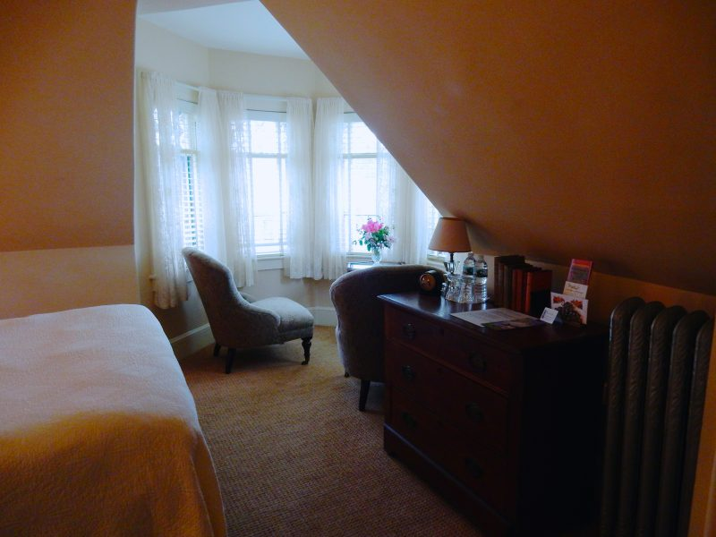Guestroom, Pentagoet Inn, Castine ME