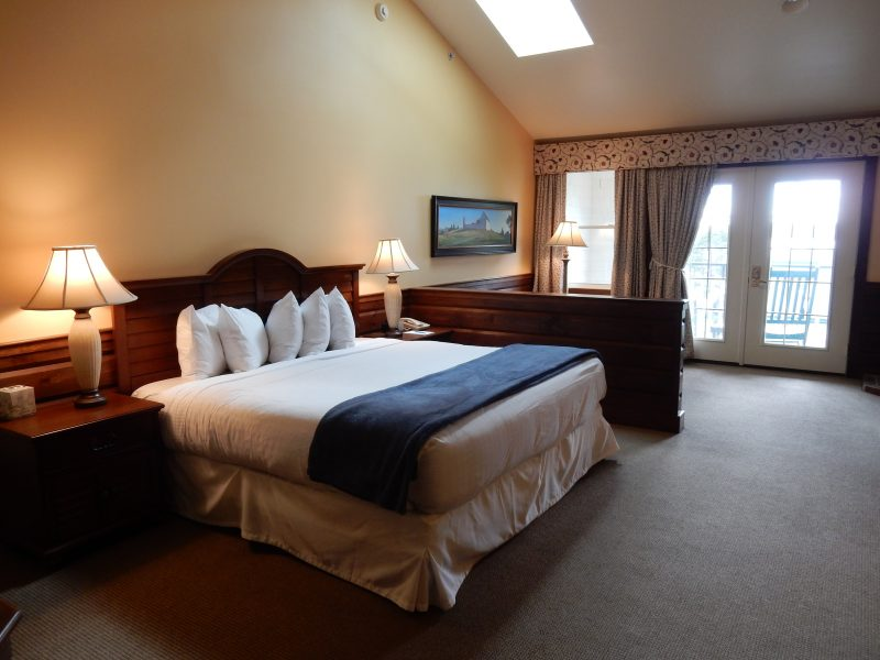 Guestroom, Spruce Point Inn, Boothbay ME