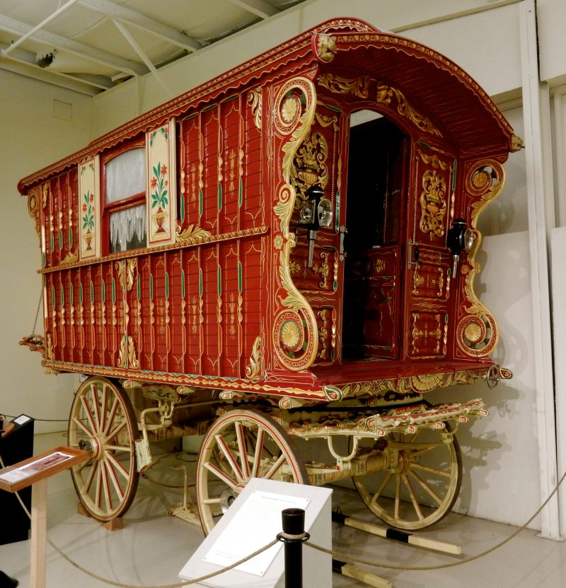 Gypsy Caravan, Owls Head Museum ME