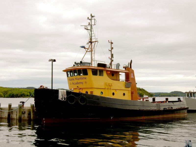 Maine Maritime Academy, Castine ME