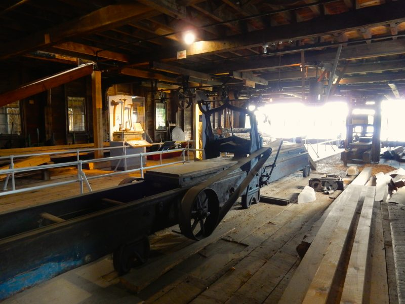Mill House, Maine Maritime Museum, Bath ME