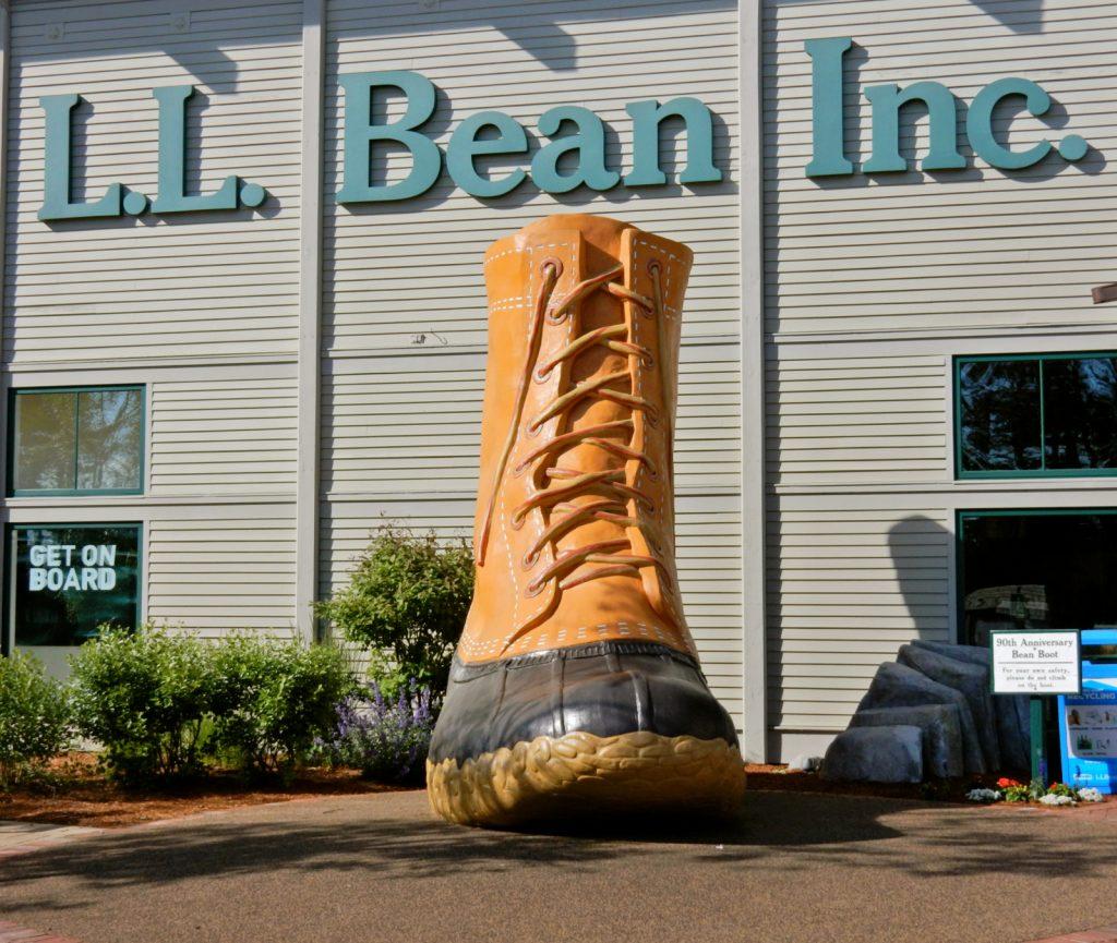 Muck Boot, LL Bean, Freeport ME