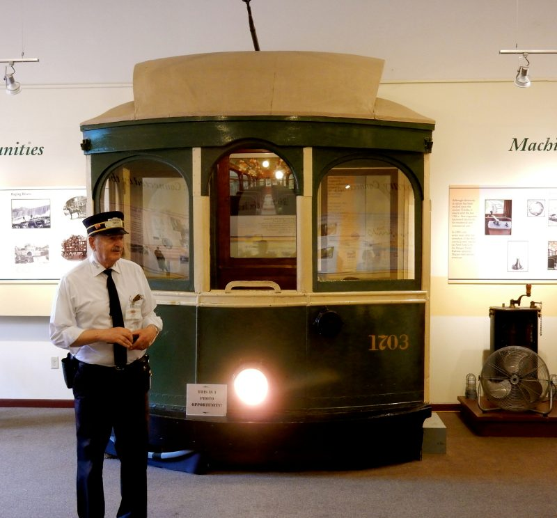 Orientation, Seashore Trolley Museum, Kennebunkport ME