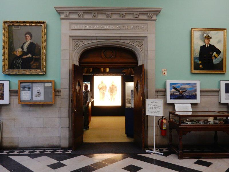 Peary-MacMillan Arctic Museum, Bowdoin College,Brunswick ME
