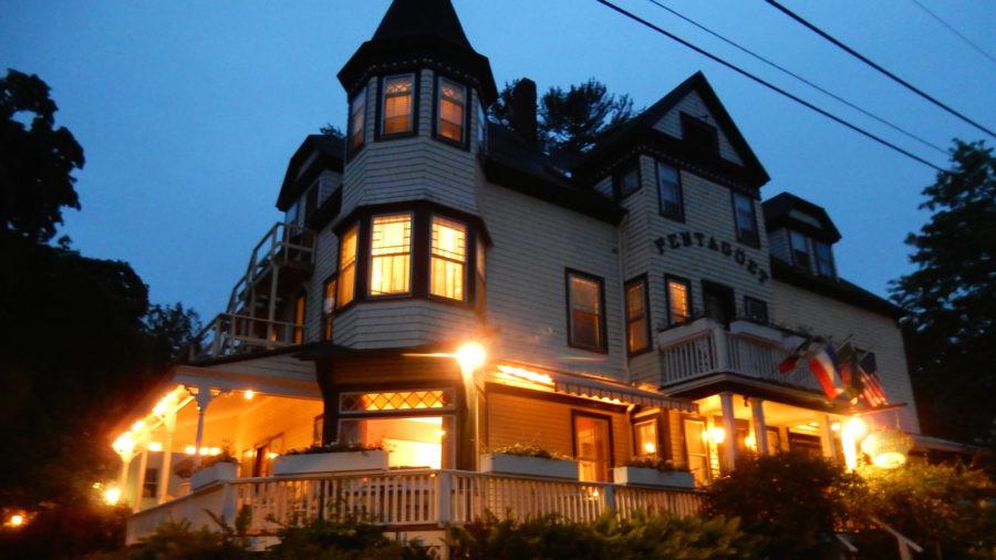 Pentagoet Inn, Castine Maine