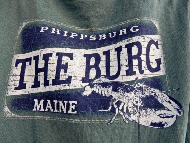 Phippsburg Logo, Maine