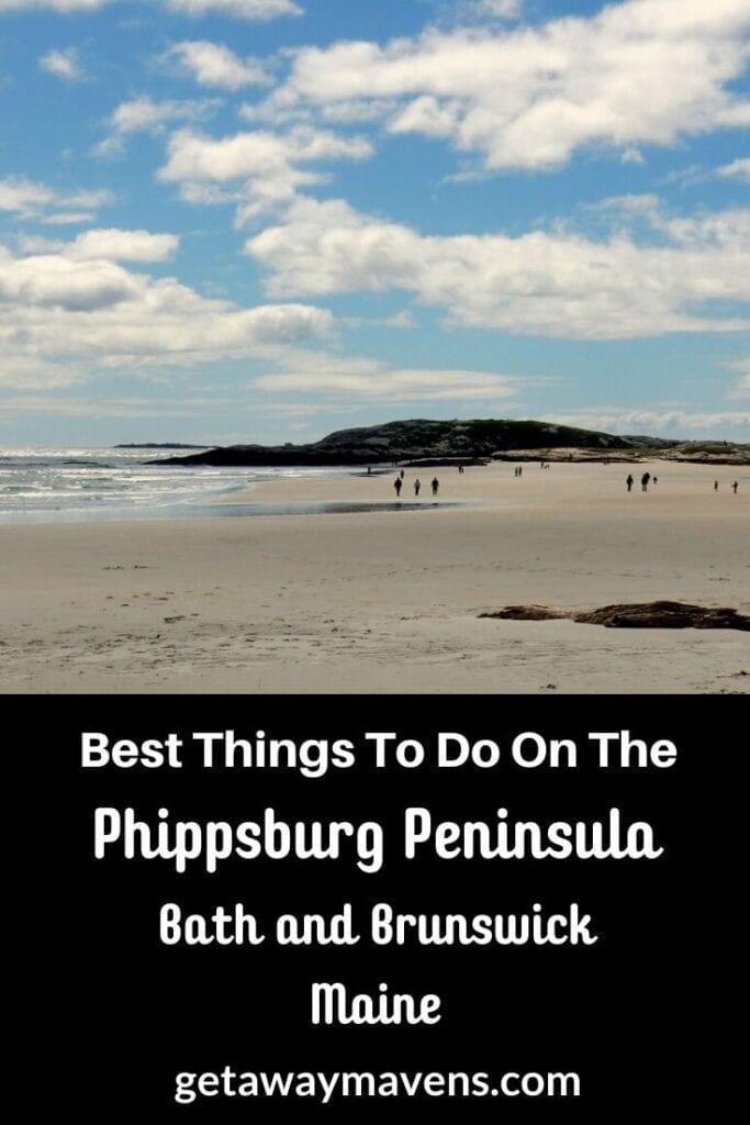 Phippsburg Peninsula ME