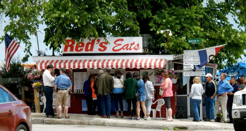 Red's Eats, Wiscasset ME