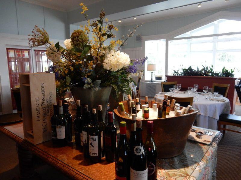 Restaurant 88, Spruce Point Inn