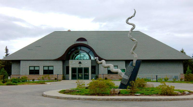 Schoodic Institute Auditorium