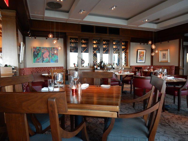 Seaglass Restaurant, Inn By the Sea, Cape Elizabeth ME