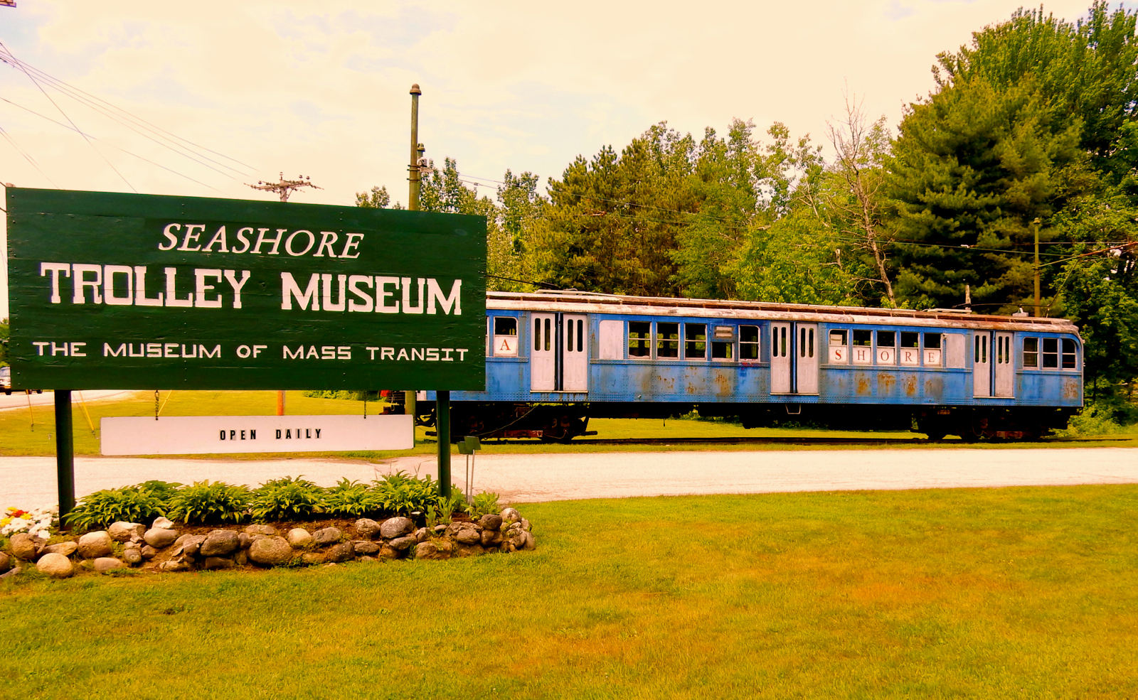 Kennebunkport Trolley Tour