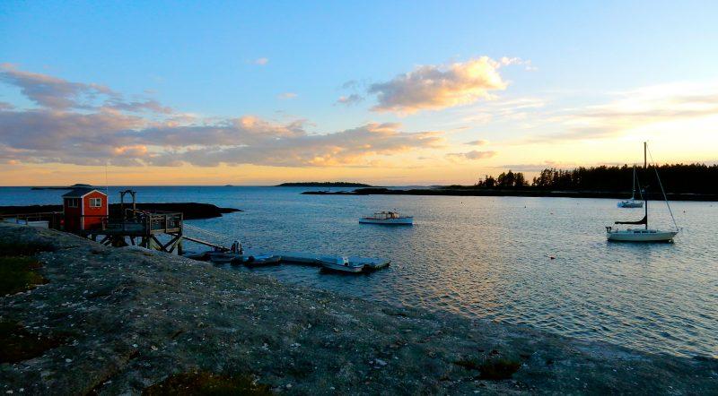 Sebasco Harbor Resort Sunset, ME