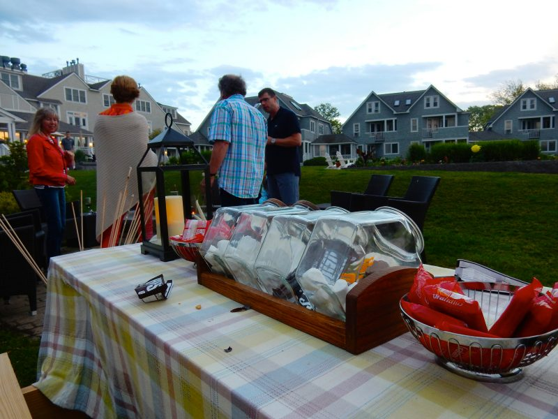 S'mores Inn By the Sea, Cape Elizabeth ME