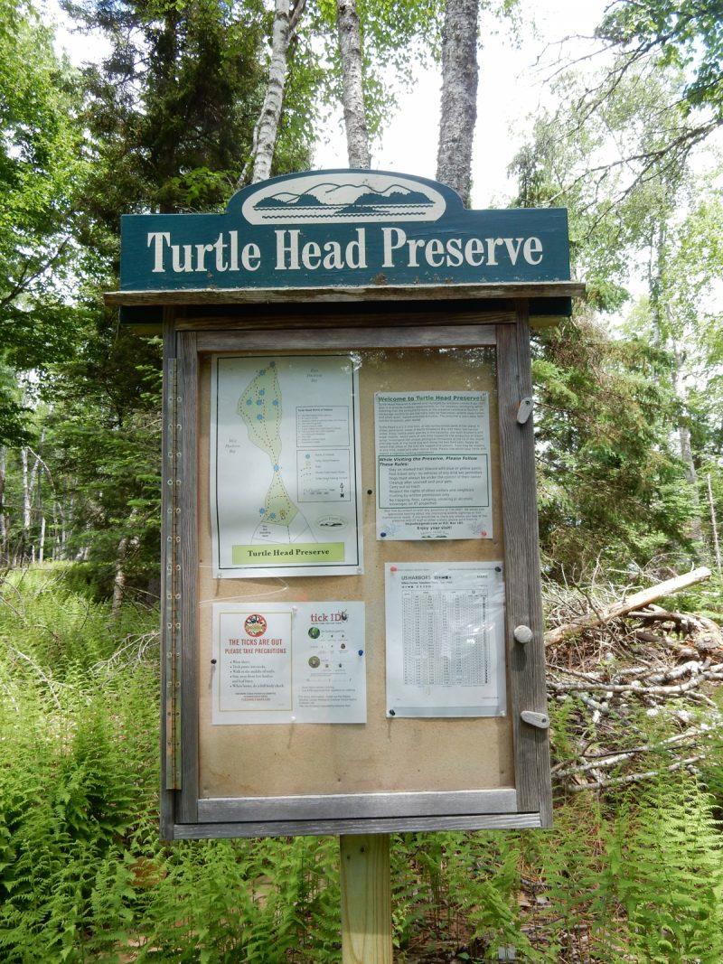 Turtle Head Preserve, Islesboro ME