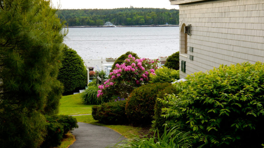 Spruce Point Inn, Boothbay Harbor Maine