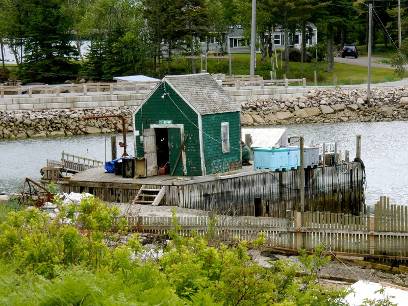 Working Docks, Stonington ME