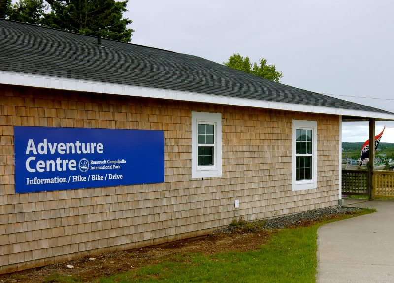 Adventure Center, Campobello Island Canada