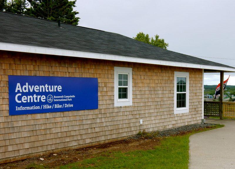 Adventure Center, Campobello Island Canada