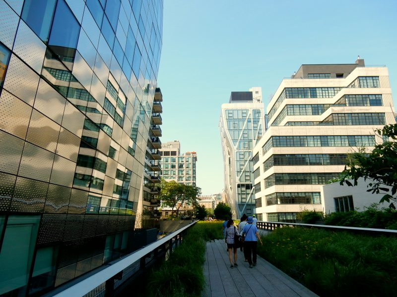 Architecture, Highline NYC