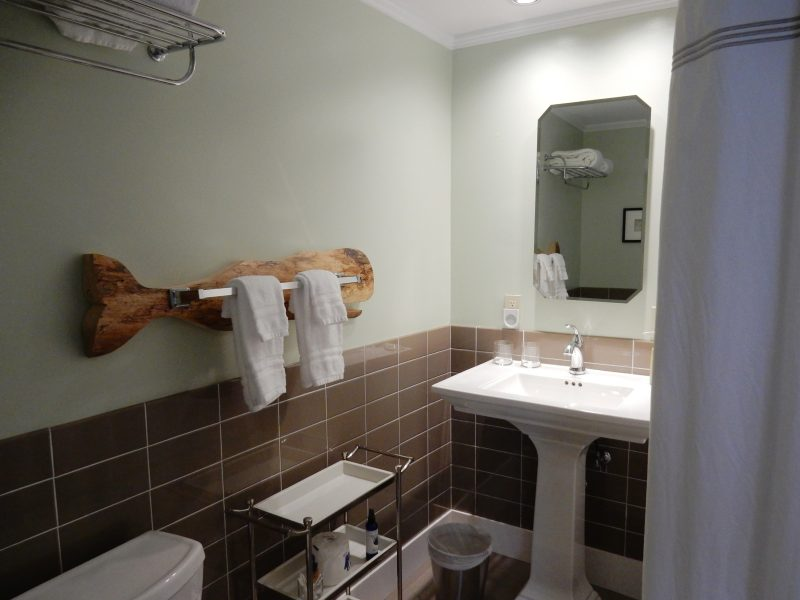 Bathroom, Peacock Room, Peacock House, Lubec ME