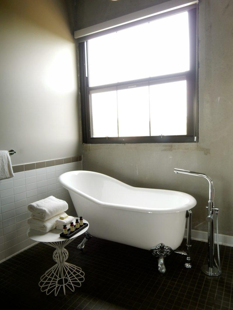 Bathroom, Time Hotel, Nyack NY