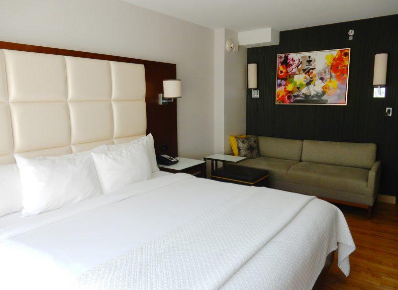 Cambria Chelsea Guestroom, NYC
