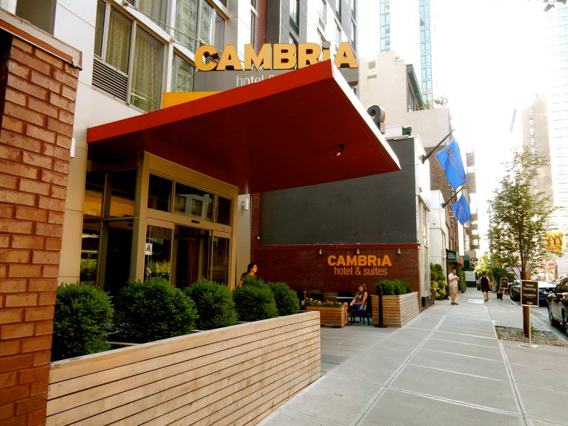Exterior, Cambria Hotel and Suites, Chelsea NYC