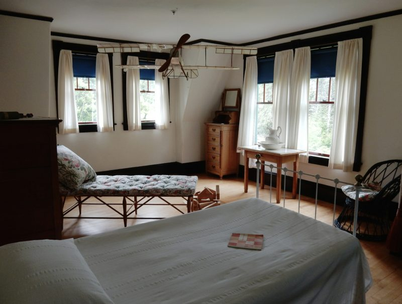 Frankin, Jr.'s Room, Campobello Island, Canada