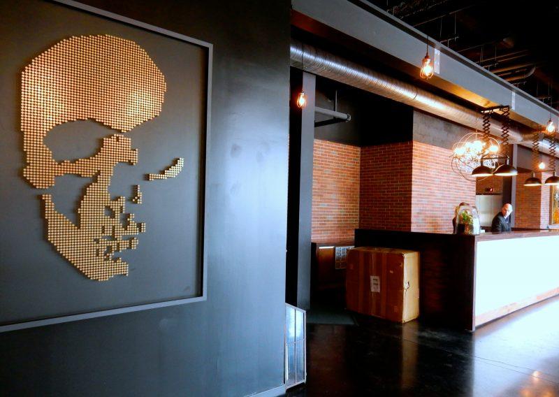 Lobby, Time Hotel, Nyack NY