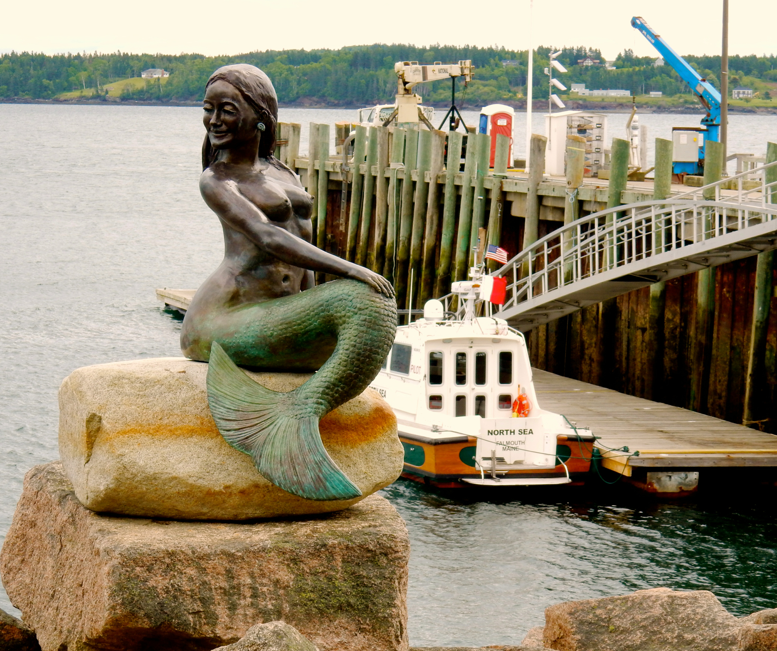 Lubec and eastport me campobello island canada extreme east usa mermaid eastport me geenschuldenfo Image collections