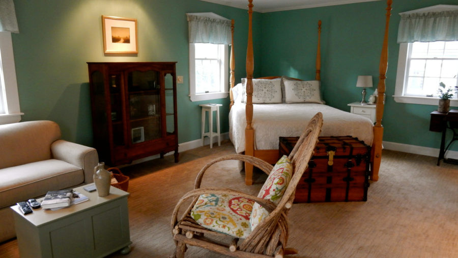 Peacock House B&B: Lubec ME