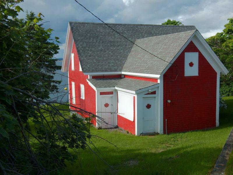 Private Home, Campobello Island, New Brunkswick Canada