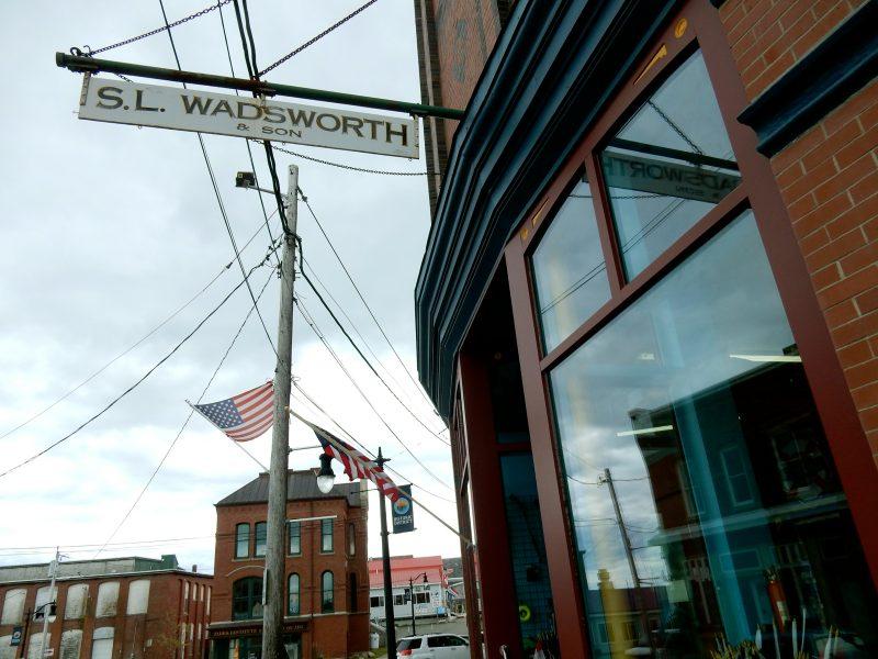 S.L. Wadsworth, Eastport ME