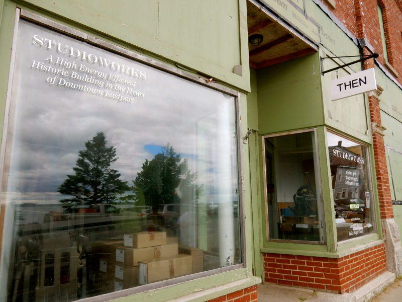 StudioWorks, Tides Institute, Eastport ME