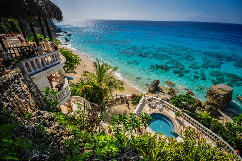 Pool - Balaji Palace - Rio San Juan - Dominican Republic