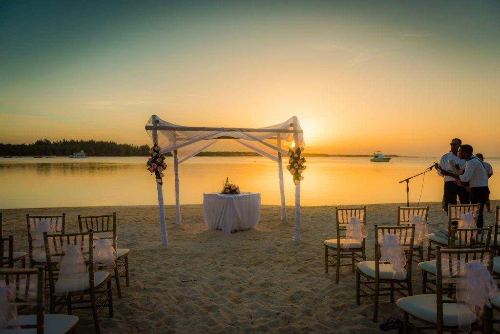 Sunset Beach Wedding - Punta Cana, Dominican Republic