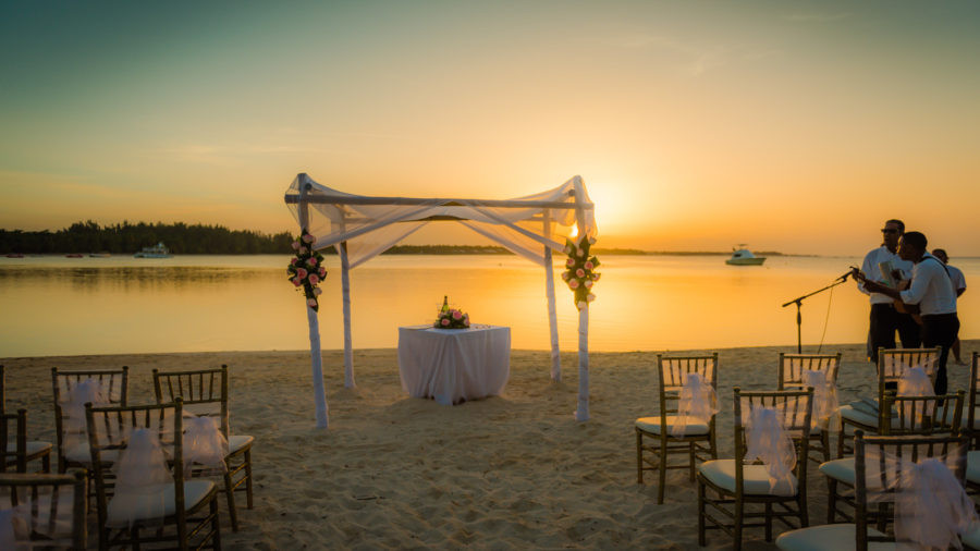 Sunset Beach Wedding - Punta Cana, Dominican Republic