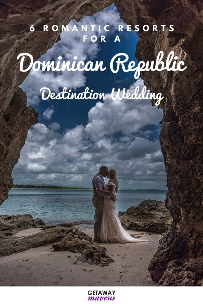 Dominican Republic Destination Wedding Pin