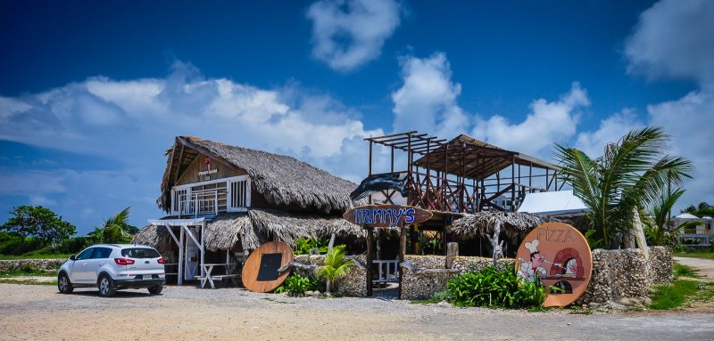 Mannys Bar Restaurant - Cabrera Dominican Republic