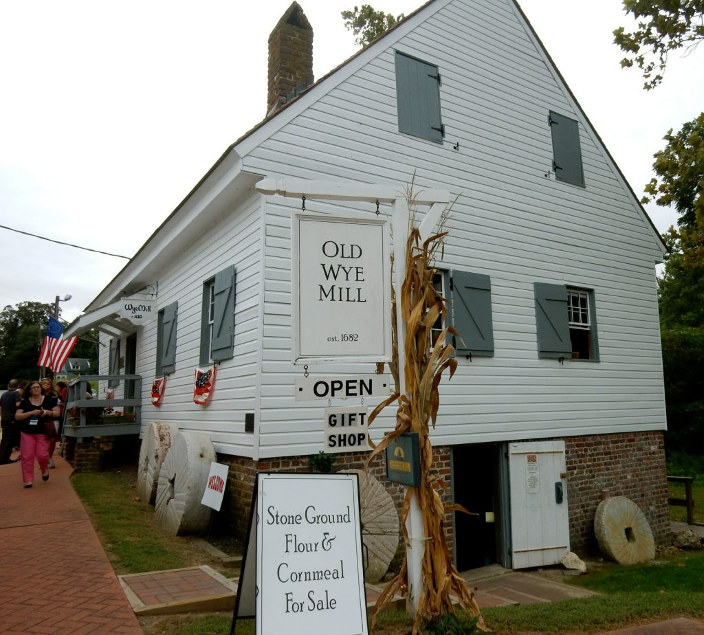 Old Wye Mill - Wye MD