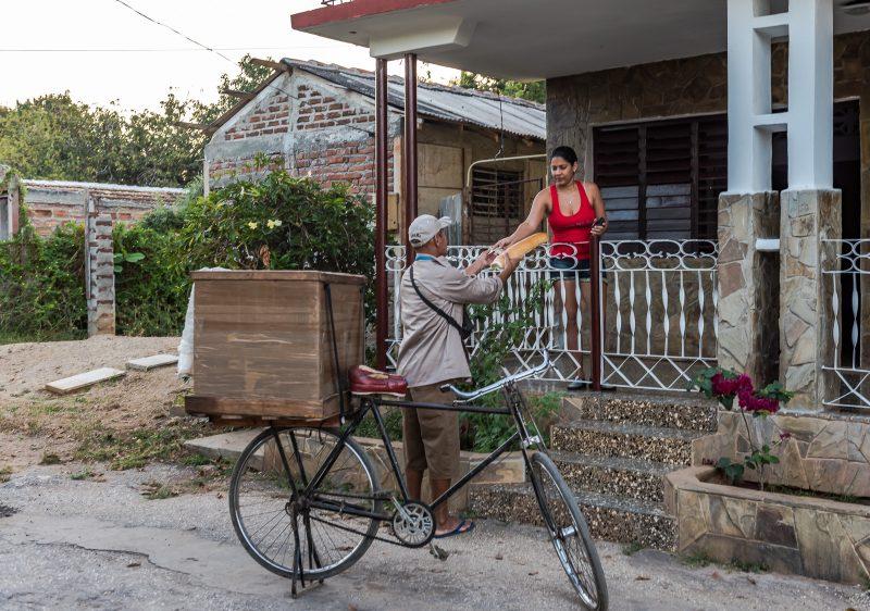 Panadero - Boca Cuba