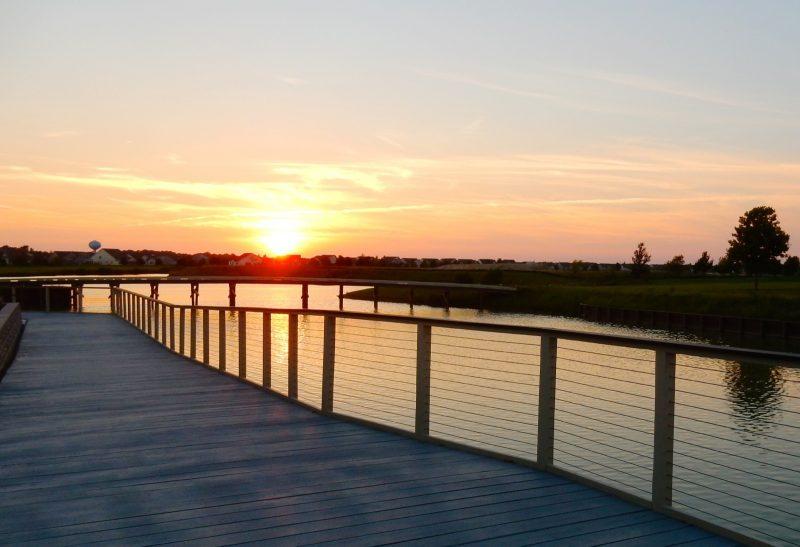 sunset-at-heritage-shores-bridgeville-de