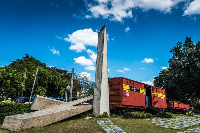 Tren Blindado - Santa Clara Cuba