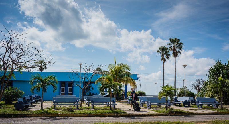 Viazul Bus Station - Varadero Cuba
