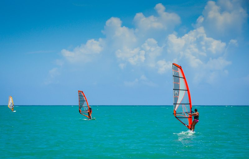 Windsurfing - Cabarete Dominican Republic