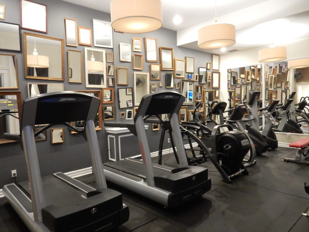 Fitness Center - Box Hotel