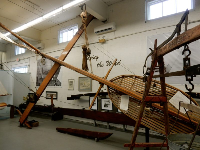 ice-boats-hudson-maritime-museum-kingston-ny