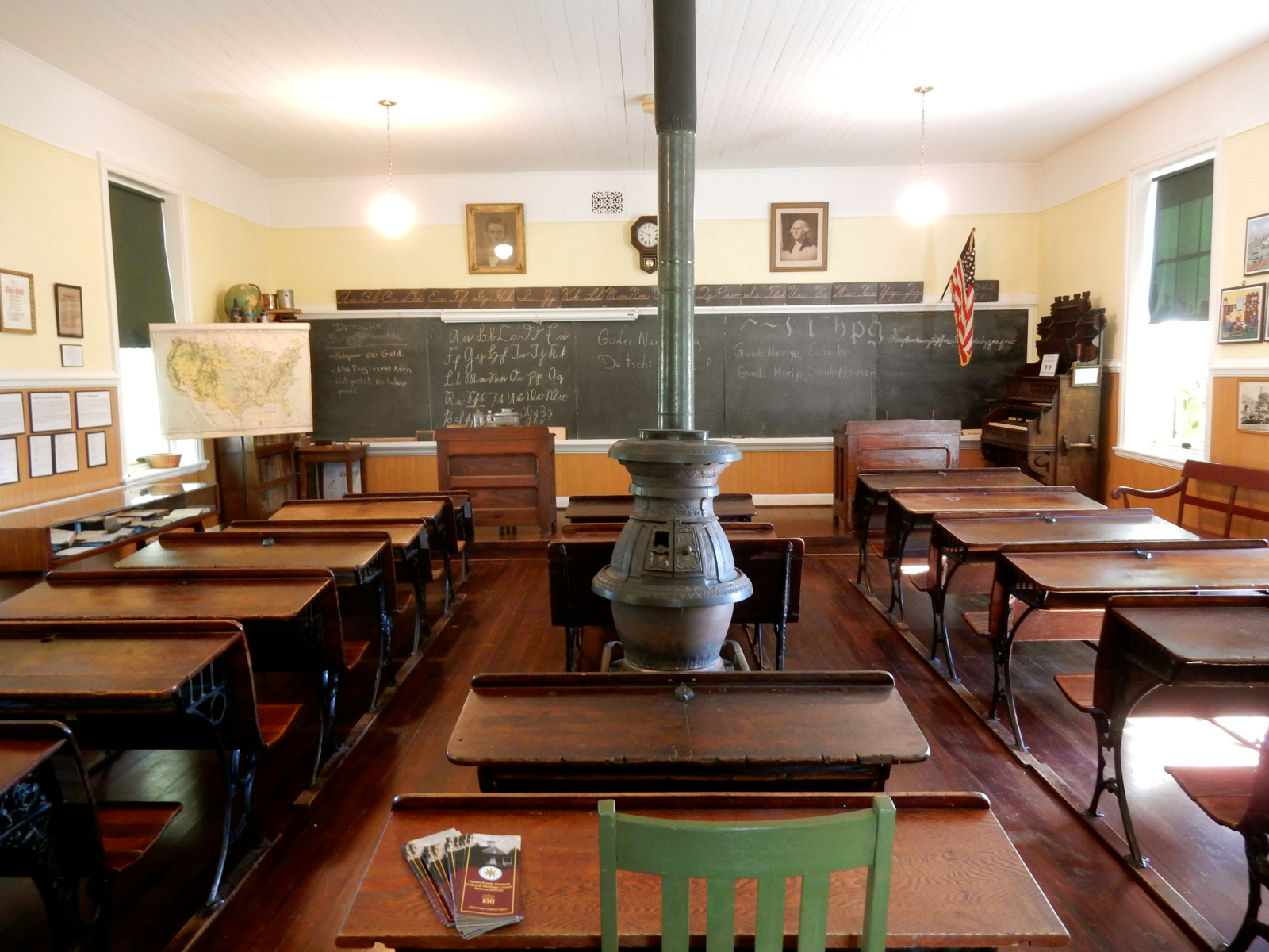 One Room Schoolhouse Pa German Cultural Center Kutztown