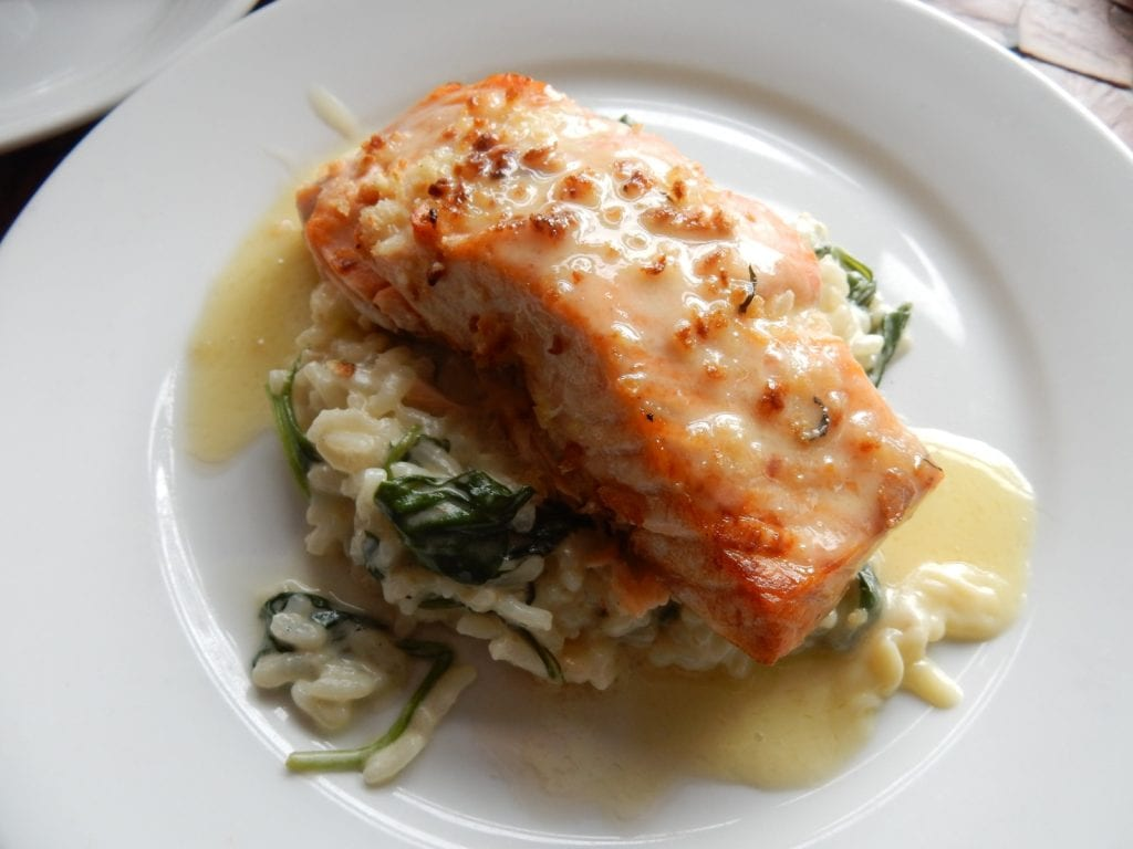 salmon-limoncello-savonas-trattoria-kingston-ny